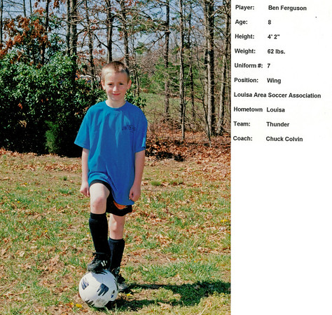 Soccer Photo (with (with back)