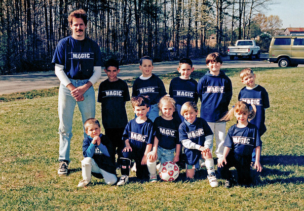 Ben Soccer (Magic) Fall 94