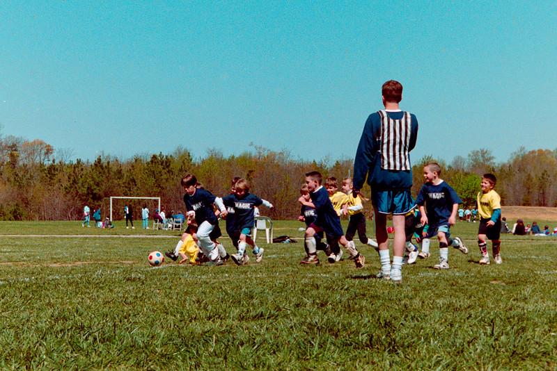 Ben Soccer circa 1994