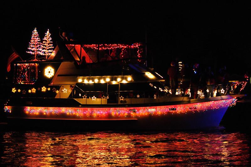 Cape Coral Boat Parade 2008