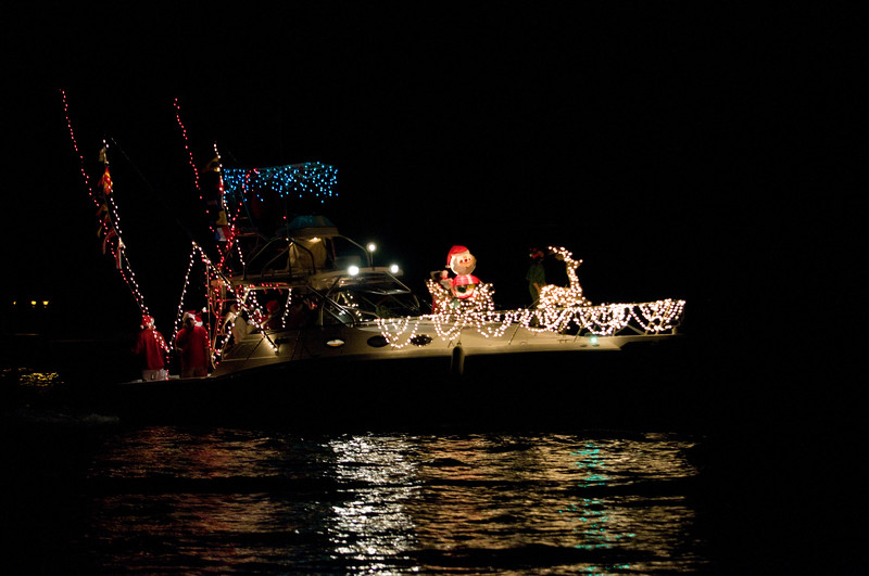 Cape Coral Boat Parade, 2007