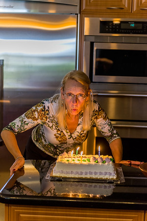 Betty Jo's Birthday at Home 2014