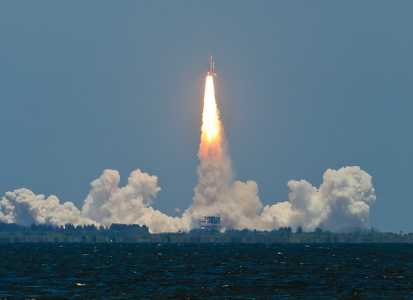 Space Shuttle Atlantis Launch May 14, 2010