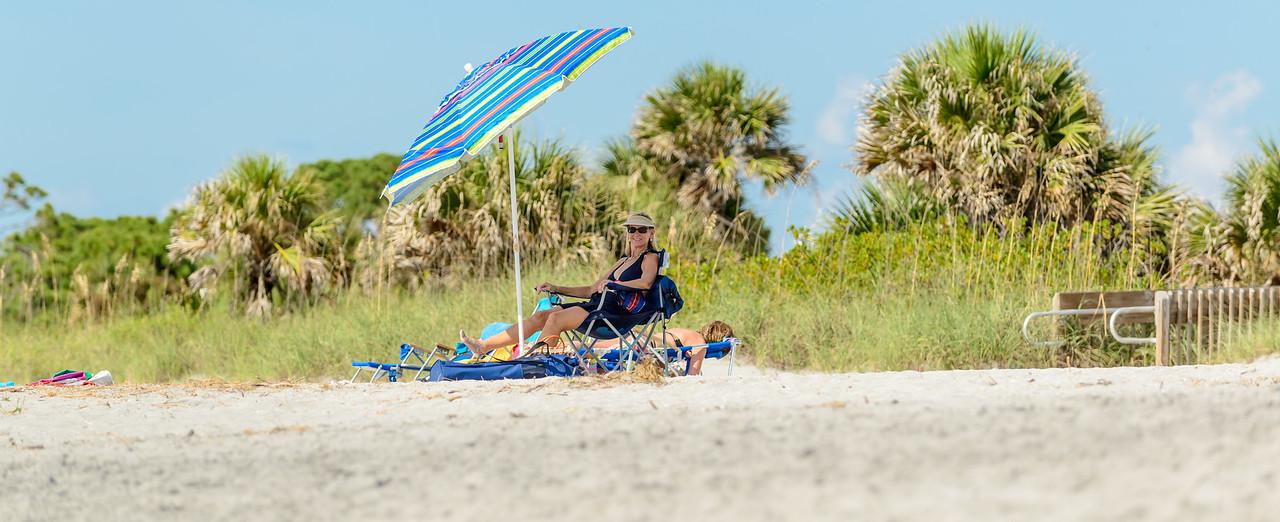 Betty Jo Visits Venice Beach