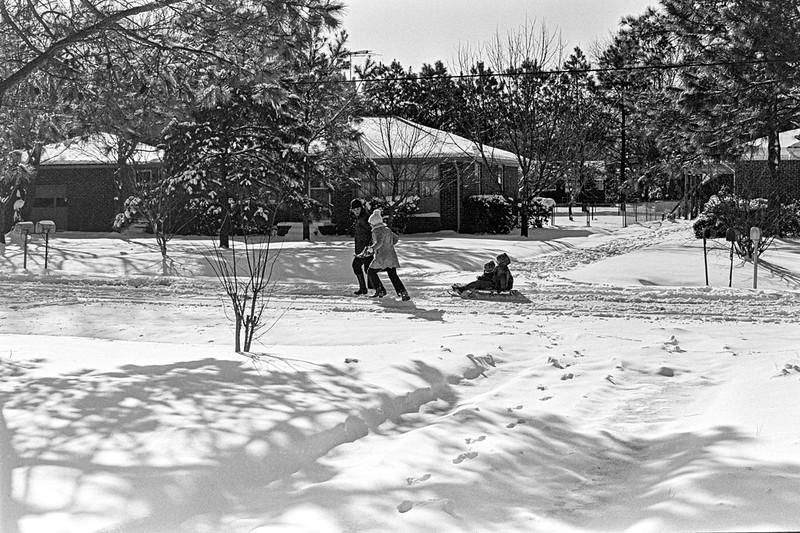 Big Chesapeak Snow 1/8/1973