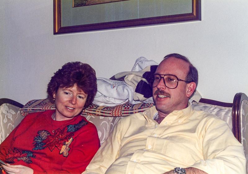 Visit to Lizzie circa 1992