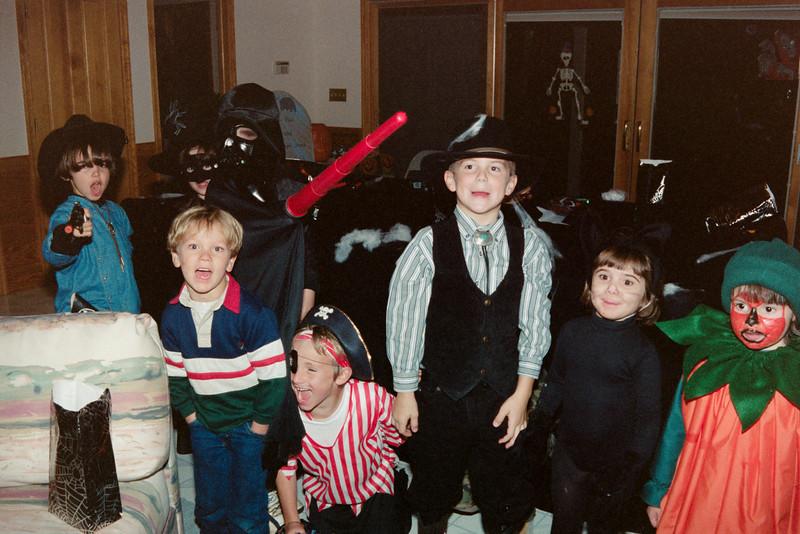 Halloween circa 1994