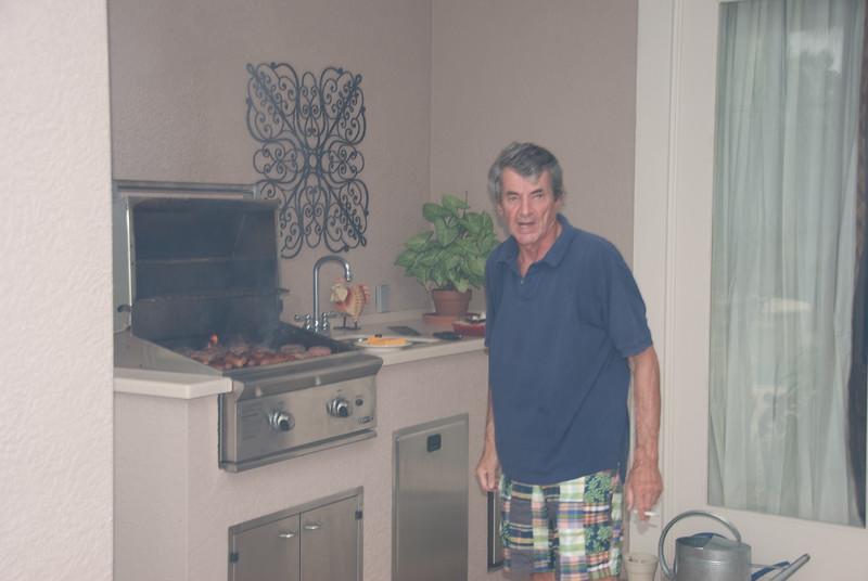 July 4th party at Ken Fritz (Carol's house)