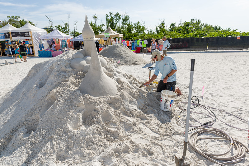 Fort Myers Beach Sandcastle Competition