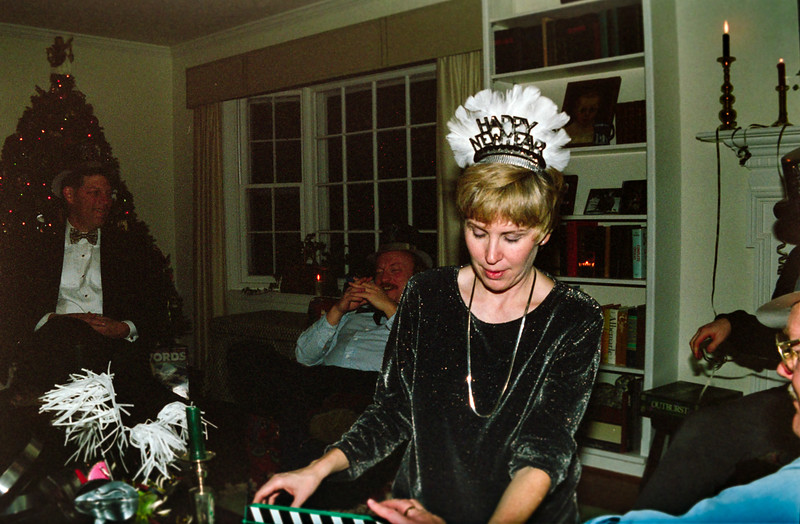 2000 New Year's Eve at Fosters