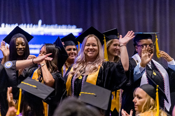 Lindsey Duke's B.S. Nursing September 2019