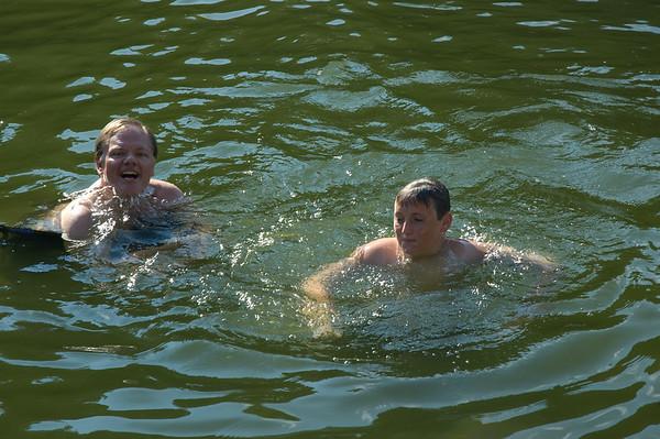 Lake Visitors