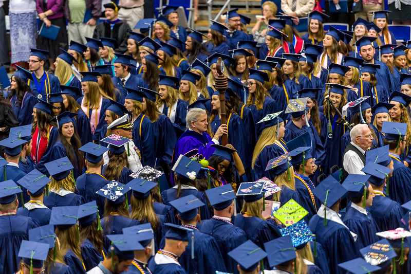 Lindsey's Master's Degree Graduation 04/29/2016