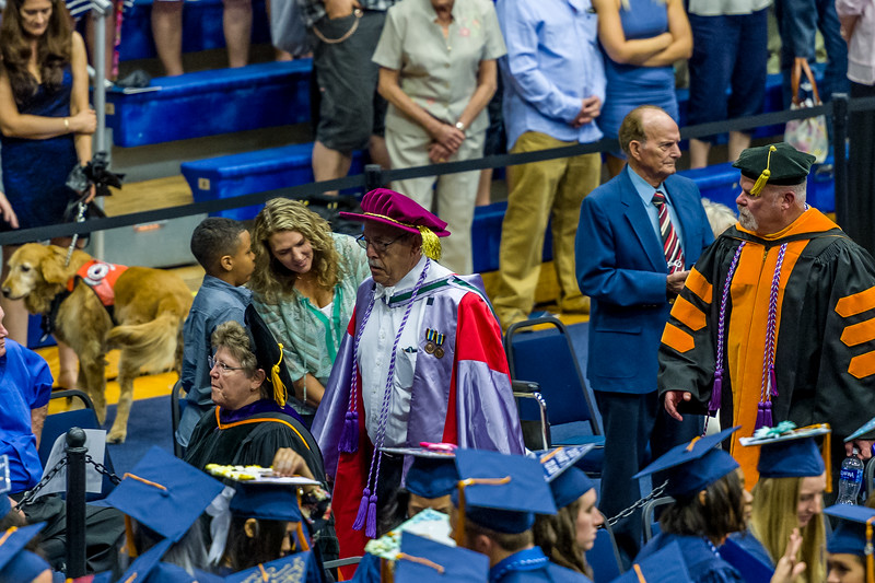 Lindsey's Master's Degree Graduation 04/29/2016