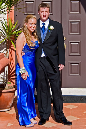 Ben and Lindsey's Senior Prom