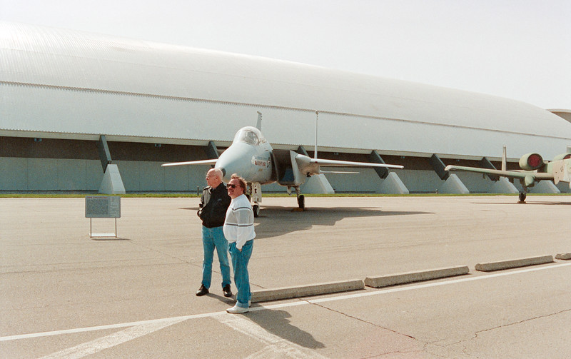 Air Force Museum 4/6-7/1993