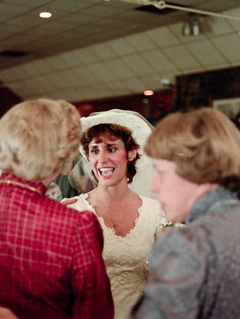 Ann Gallier Wedding 10/83