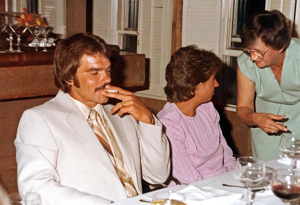 Rehersal Dinner 9/08/1983