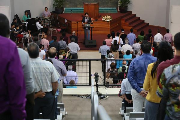 Iglesia Bautista de la Gracia (IBG)