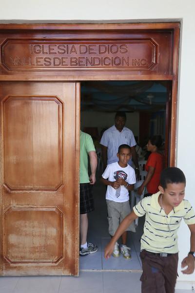 IBG Church Plant & Daycare: Iglesia de Dios Valle de Bendiciones