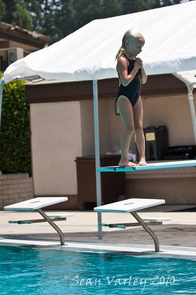 2010.07.07 FHCC Swim @ Glendora 5