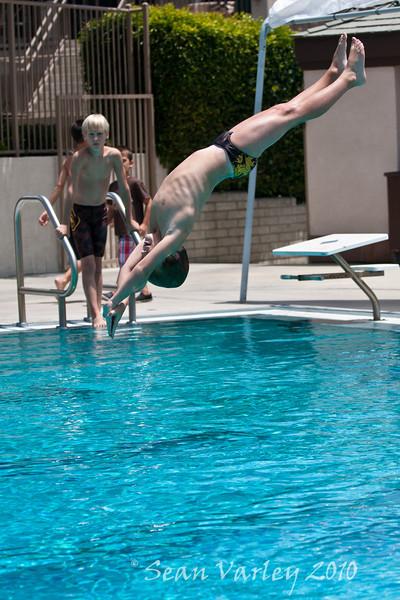 2010.07.07 FHCC Swim @ Glendora 30