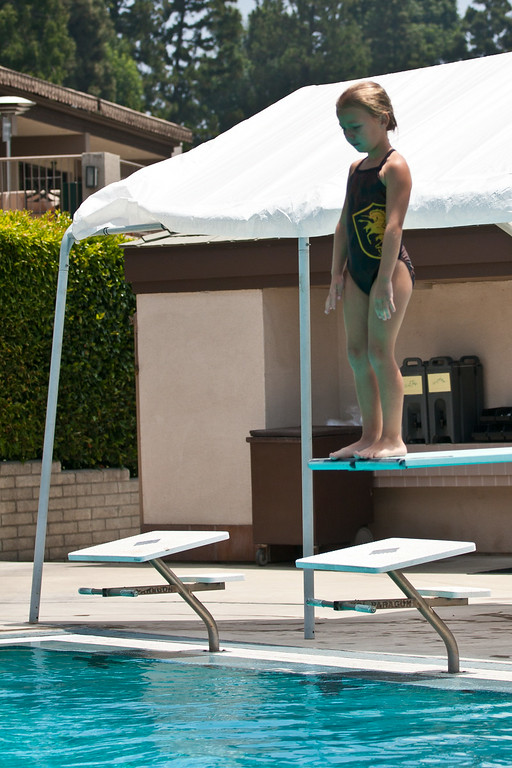 2010.07.07 FHCC Swim @ Glendora 1