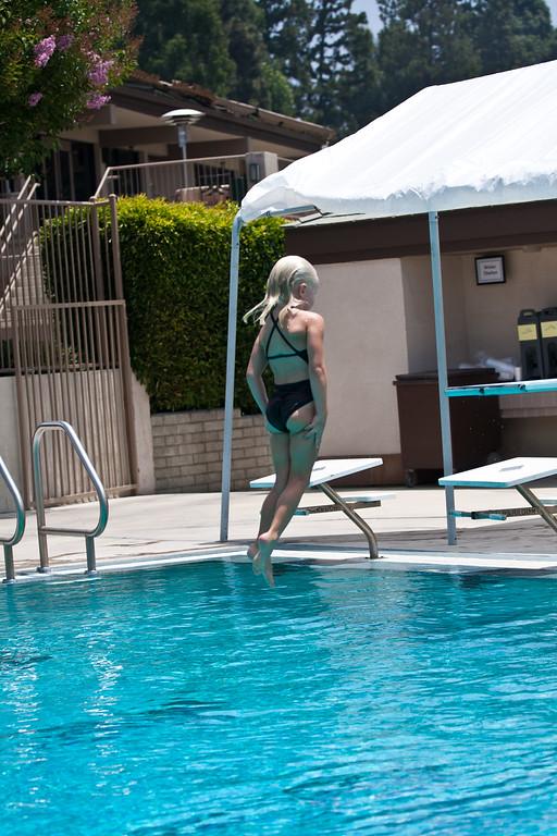 2010.07.07 FHCC Swim @ Glendora 6