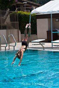 2010.07.07 FHCC Swim @ Glendora 3