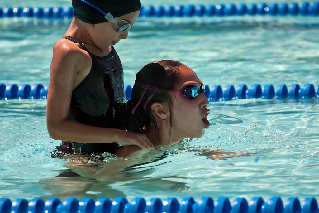 2010.06.30 FHCC Swim vs South Hills 45