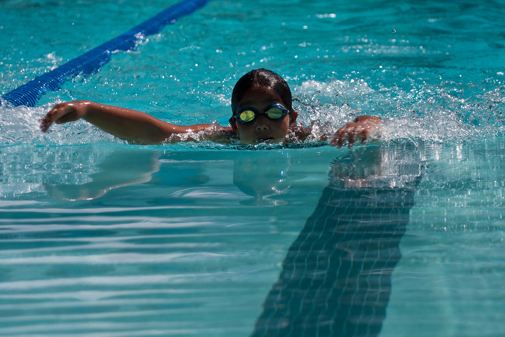 2010.06.30 FHCC Swim vs South Hills 74
