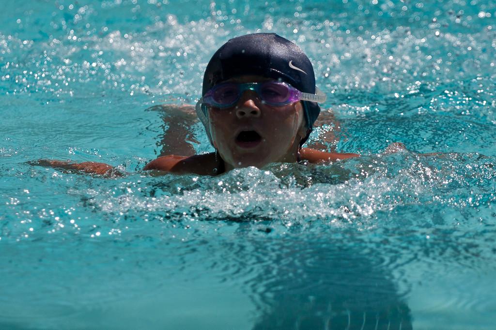 2010.06.30 FHCC Swim vs South Hills 55