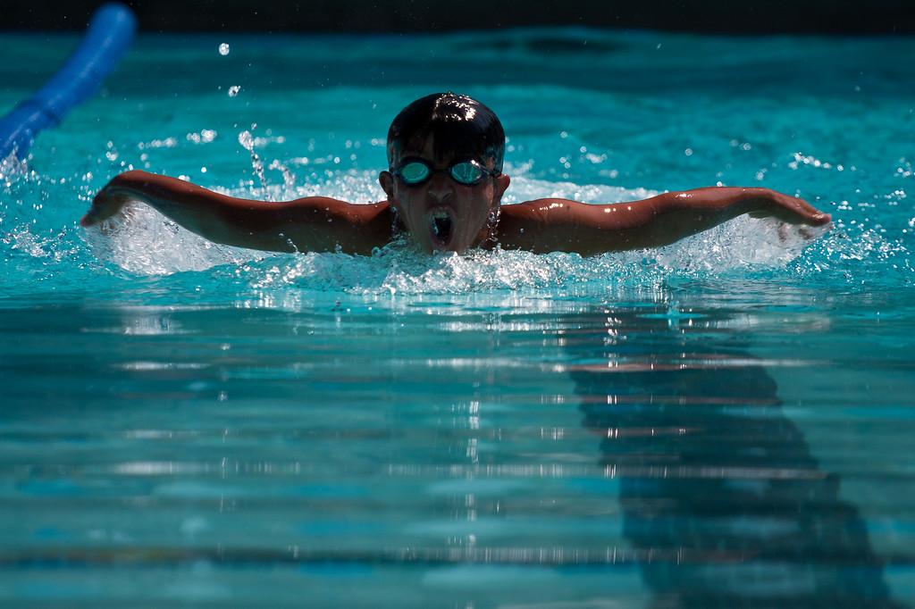 2010.06.30 FHCC Swim vs South Hills 88