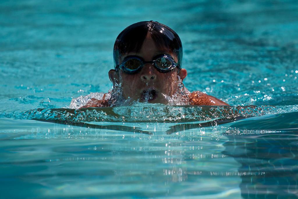 2010.06.30 FHCC Swim vs South Hills 100