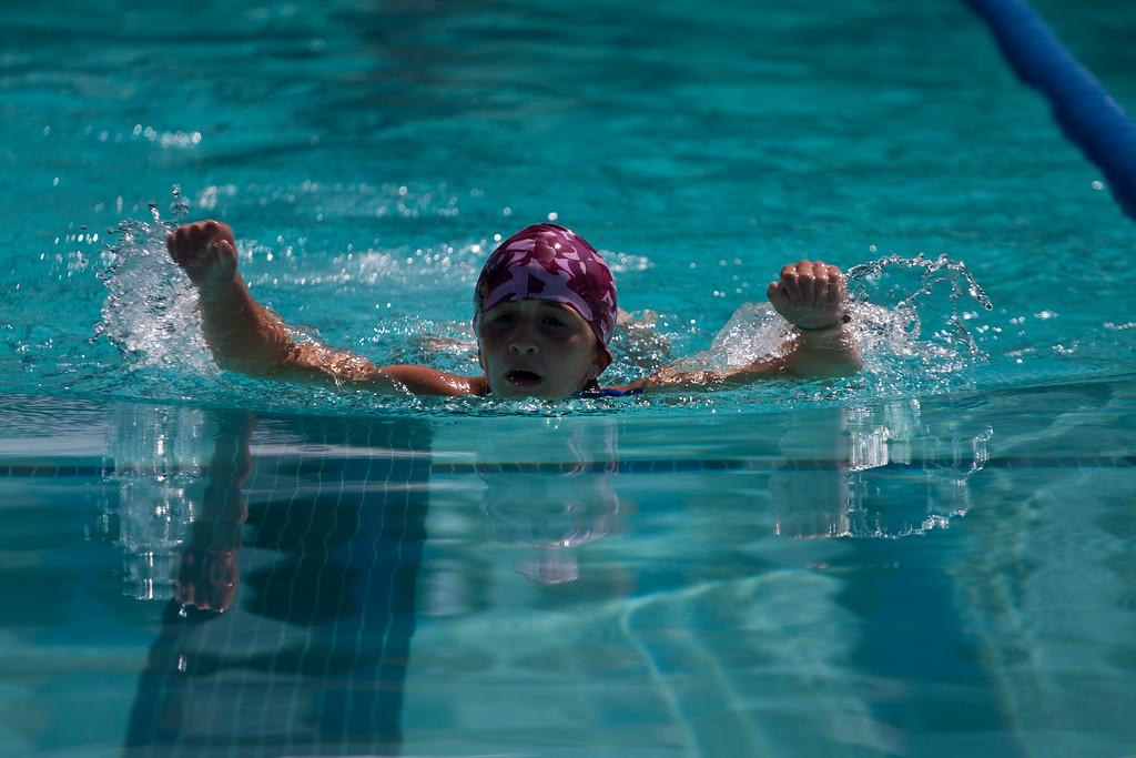 2010.06.30 FHCC Swim vs South Hills 50