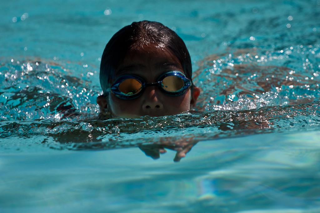 2010.06.30 FHCC Swim vs South Hills 82