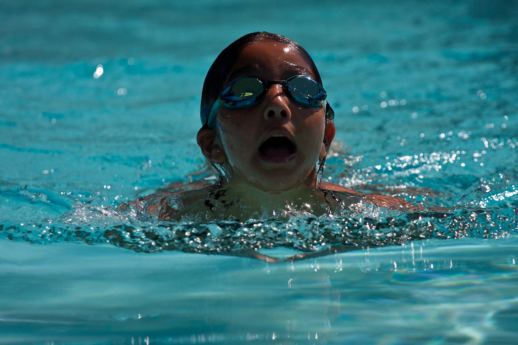 2010.06.30 FHCC Swim vs South Hills 80