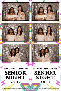 FHHS Senior Night 2017
