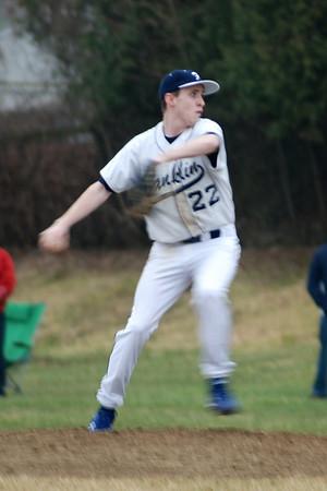 FHS JV Baseball 2008-9