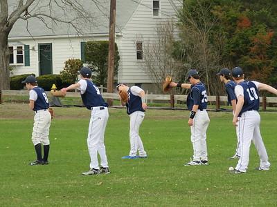 FHS Baseball 2014-15