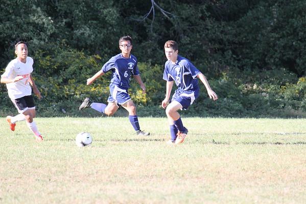 Boys Freshman Soccer 2016