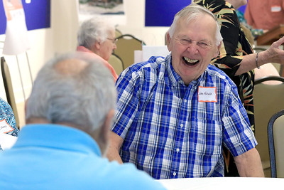 FHS Class of 1953 reunion, July 14, 2018