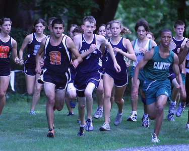 FHS Cross Country 2008-9