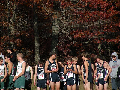 Hockomock League Cross Country Championship 10-30-2010
