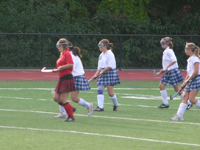 FHS Field Hockey 2008-9