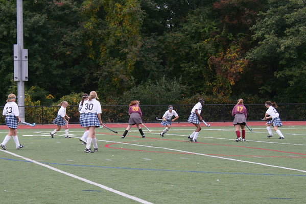 FHS Field Hockey 2009-10