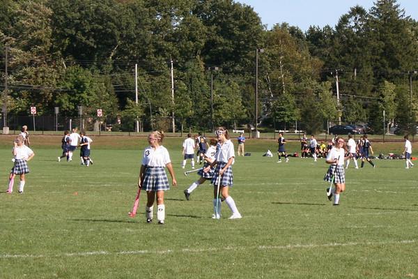 Freshman Field Hockey 09