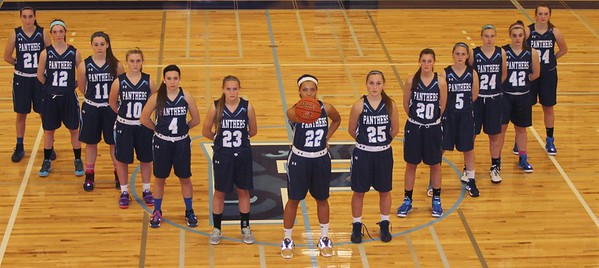 FHS GIRLS BASKETBALL 2014- 2015