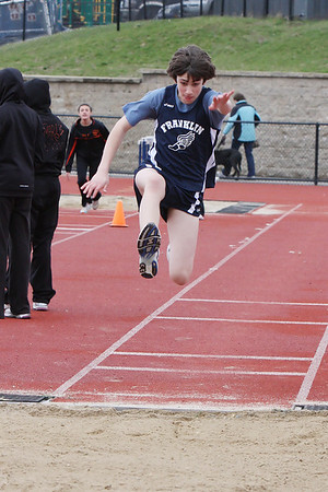 FHS Track vs. Stoughton 040709