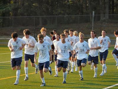 Boys Varsity 2008-9